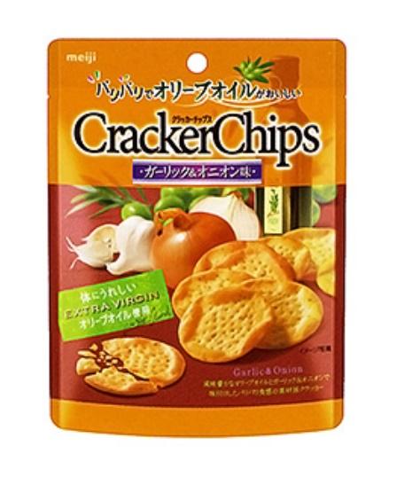 クラッカーチップス(ガーリック&オニオン味)の画像