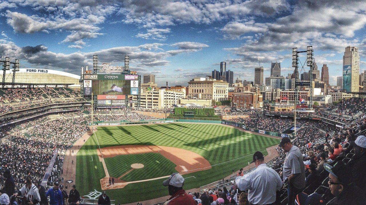 野球場の画像